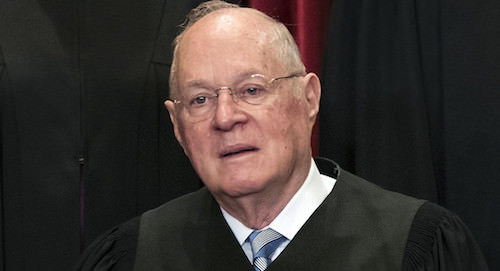 Did Anthony Kennedy Just Destroy His Own Legacy